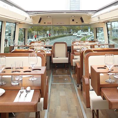 レストランバス イメージ