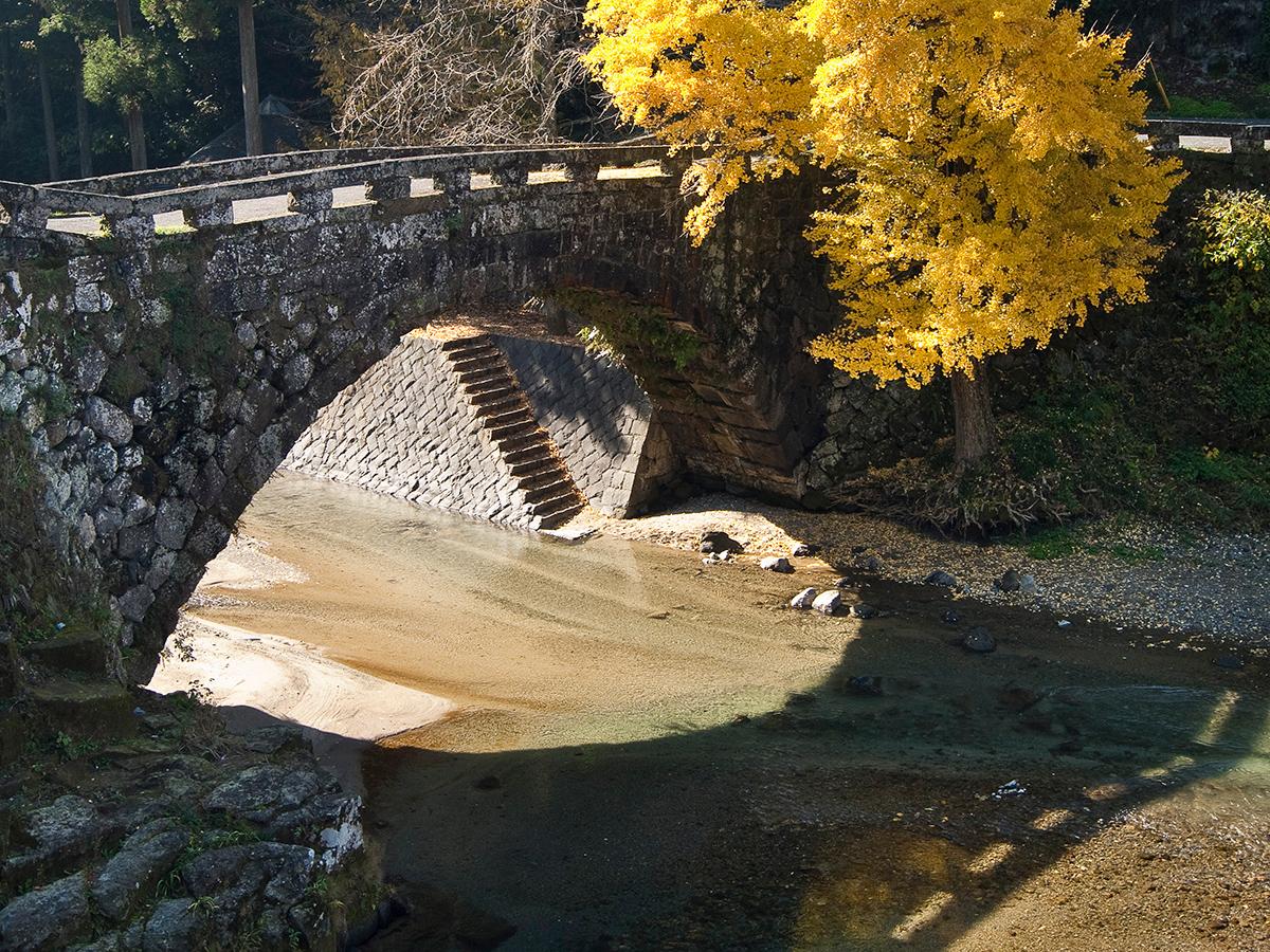 路線バスの旅 / 美里を歩く フットパス体験と石段の郷・佐俣の湯イメージ