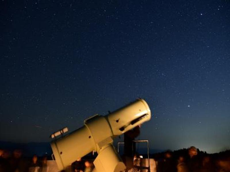 清和高原天文台で満点の星空鑑賞プランイメージ