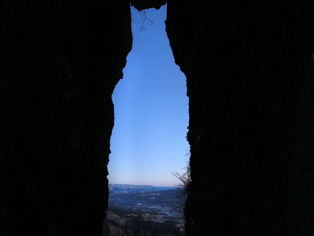 パワースポット「免の石」トレッキングツアー ランチ&入浴付きイメージ