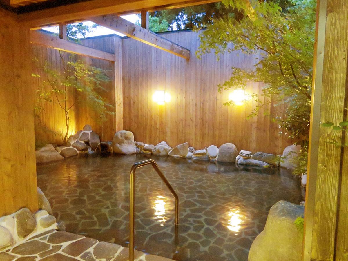 和風旅館鷹の家 貸切風呂&個室休憩プランイメージ
