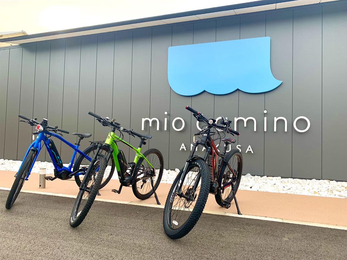ミオ・カミーノ天草 レンタサイクル(電動自転車)イメージ